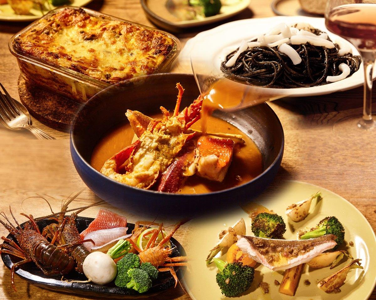 【3月】 シンプルズ simples / 井上靖彦<br /> 料理人垂涎の焼津名魚屋、サスエ前田さんの魚が生きるイタリア料理、珠玉の一箱